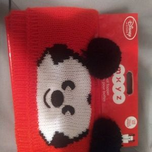 d9f536c2e51 Ugg or other style boot topper Mickey Mouse disney NWT